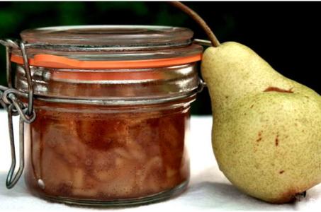 Готовим сани летом: ароматное варенье из груш поможет сварить мультиварка