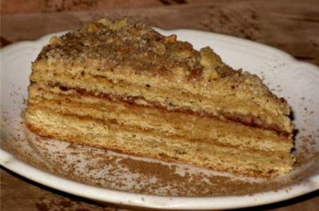 Медовик: классический и оригинальный рецепты в мультиварке