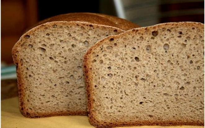 Интересный вариант приготовления хлеба на закваске в мультиварке