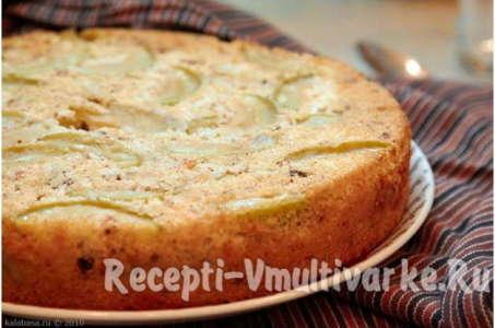 Вкусный способ приготовления пирога с дыней в мультиварке