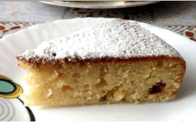 Рецепт аппетитного кекса с изюмом в мультиварке Редмонд