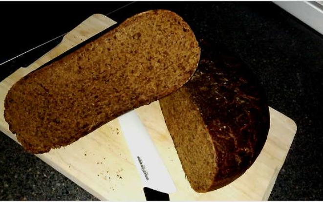 Как приготовить домашний диетический хлеб в мультиварке