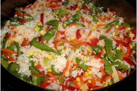 Секреты приготовления ароматного риса с овощами в мультиварке Редмонд