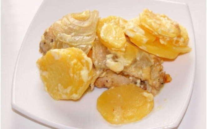 Как в мультиварке вкусно приготовить филе курочки с картошкой