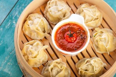 Аппетитные манты по-узбекски в мультиварке
