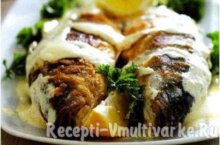 Рецепт приготовления аппетитного карася на пару в мультиварке