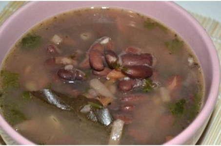 Замечательный рецепт фасолевого супа в мультиварке Редмонд