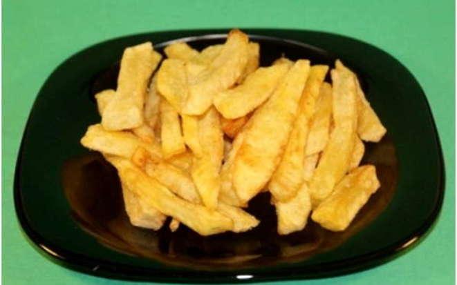 Рецепт хрустящего картофеля фри, приготовленного в мультиварке Редмонд
