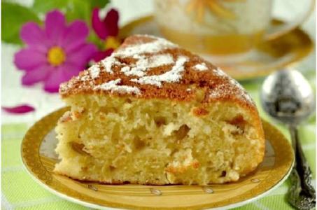 Медовый ароматный кекс в мультиварке понравится каждому