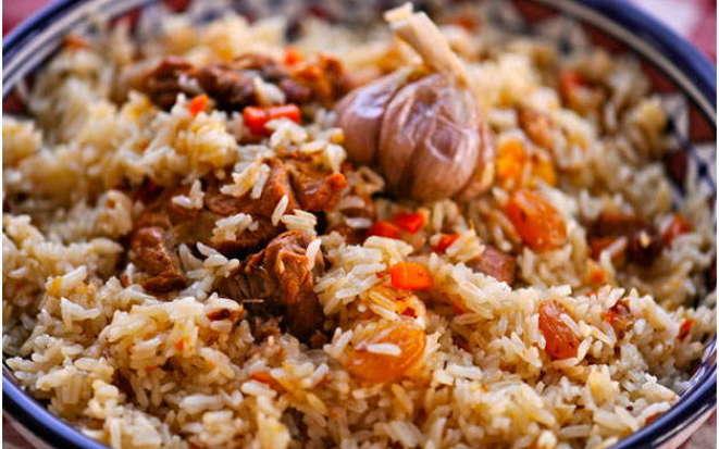 Рецепт вкусного и ароматного узбекского плова из баранины в мультиварке