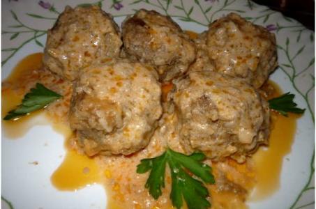 Как приготовить вкусные тефтели в сметанном соусе в мультиварке