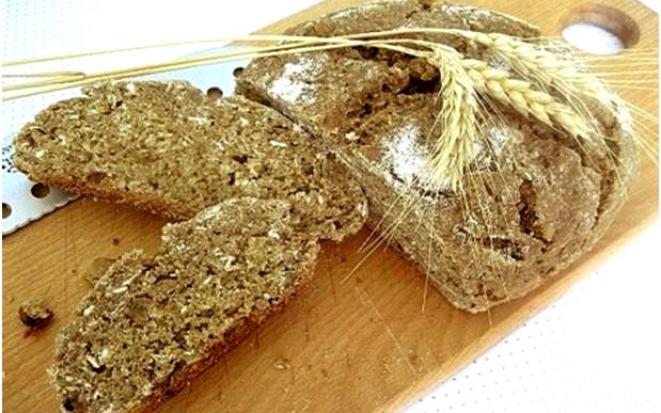 Вкуснейший ржаной хлеб с овсяными хлопьями в мультиварке