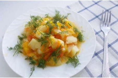 Вкусные рецепты овощного рагу, приготовленного в мультиварке