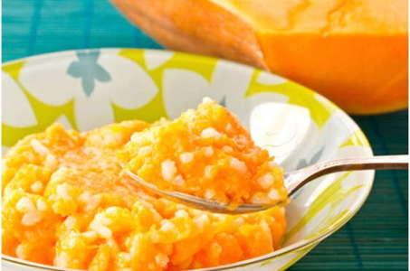 Как приготовить вкусную рисовую кашу с тыквой в мультиварке Панасоник