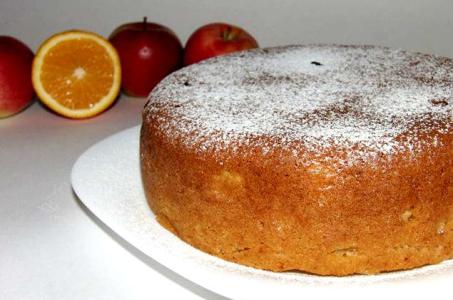 Рецепты изумительного пирога с яблоками, приготовленного в мультиварке