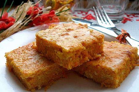 Рецепт нежной морковно-творожная запеканка в мультиварке
