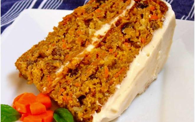 Вариант приготовления очень вкусного морковного торта в мультиварке