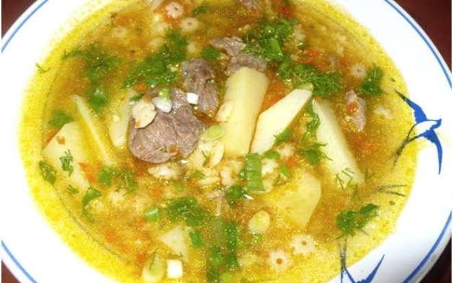 Рецепт приготовления вкусного супа в мультиварке Панасоник