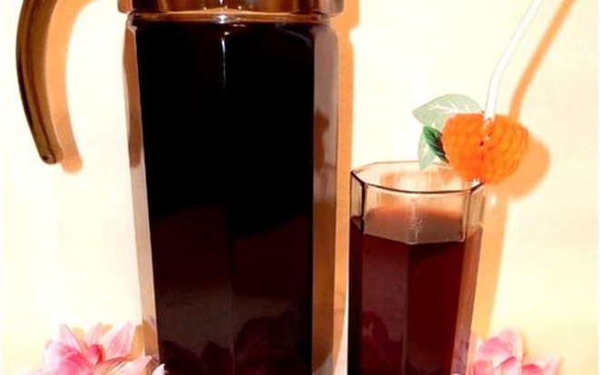 Готовим витаминный напиток – компот на основе свежемороженых ягод в мультиварке