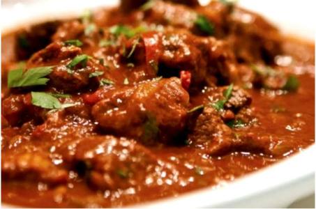 Гуляш из говядины или телятины в мультиварке — классика венгерской кухни
