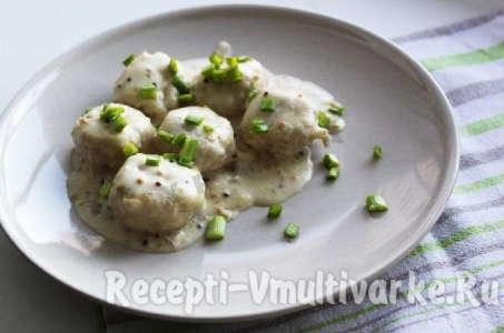 Рецепт аппетитных фрикаделек с рисом в мультиварке