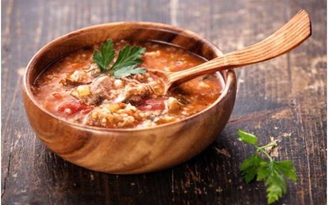 Сытный суп из говядины в мультиварке. Это не дежурное первое блюдо, это харчо