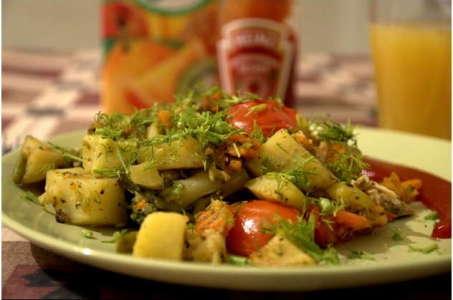 Как лучше всего приготовить овощи при помощи мультиварки? Есть идея…