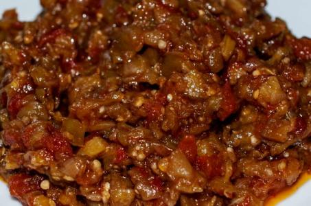 рецепт кабачков и баклажанов на зиму в мультиварке