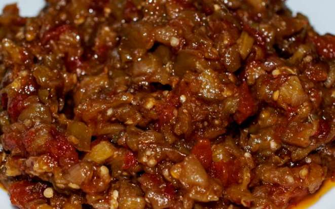 Рецепт аппетитной икры из баклажан на зиму в мультиварке