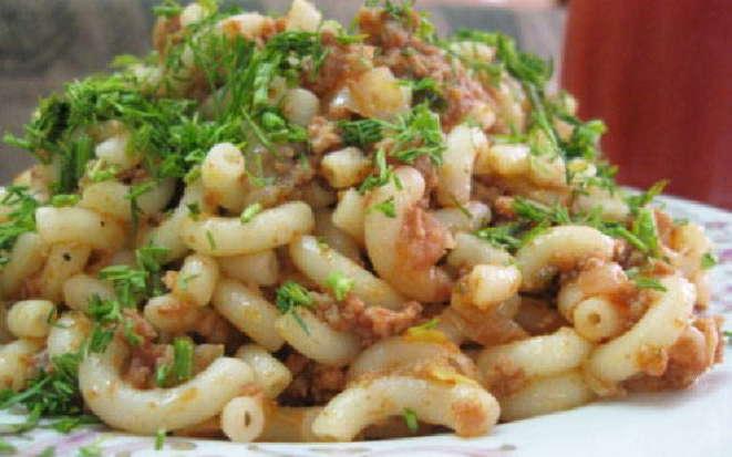 Холостяцкая кухня: макароны по-флотски в мультиварке