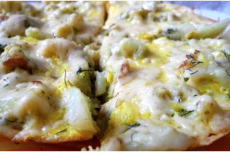 Нежнейшая цветная капуста, запеченная под сыром в мультиварке