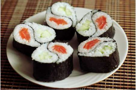 Приготовление правильного риса для суши в мультиварке Редмонд