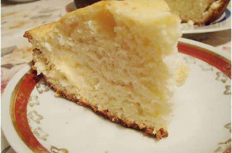 Вкусный рецепт сметанного кекса в мультиварке