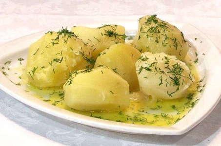 Как приготовить аппетитный картофель на пару в мультиварке