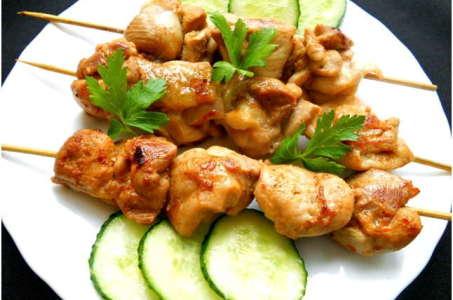 Как приготовить вкусный шашлык в мультиварке из курицы