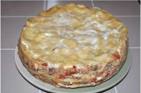 Рецепт вкуснейшей лазаньи в мультиварке Редмонд