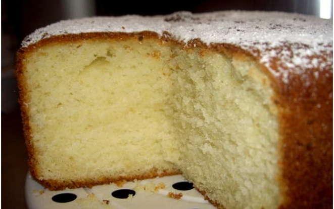 Рецепт пышного творожного кекса в мультиварке Панасоник