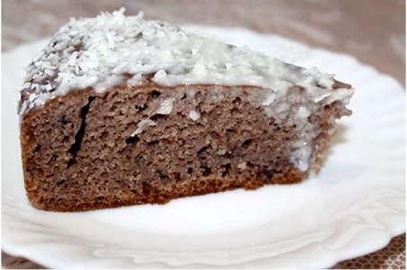 Легкая и приятная выпечка — чайный пирог с вареньем в мультиварке