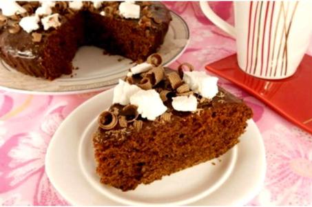 Простой рецепт вкусного постного пирога, приготовленного в мультиварке