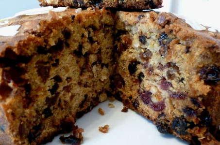 Как приготовить вкуснейший кекс с изюмом в мультиварке