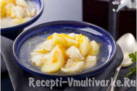 Великолепный способ приготовления куриного супа с клецками