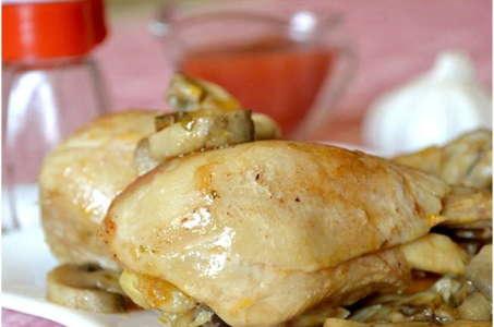 Рецепт вкусных куриных ножек в мультиварке Редмонд