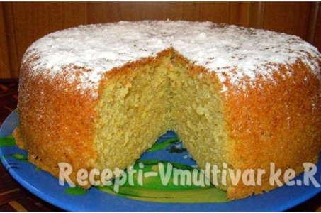 Вкусный способ приготовления апельсинового кекса в мультиварке