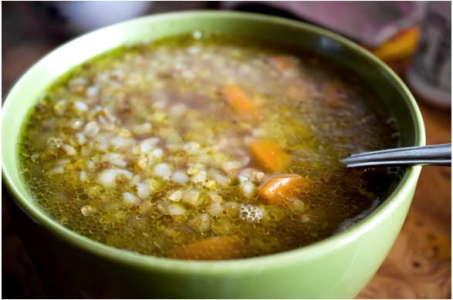 Простой рецепт вкусного гречневого супа в мультиварке Редмонд