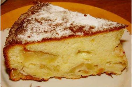 Как испечь пышную и румяную шарлотку с яблоками в мультиварке Поларис
