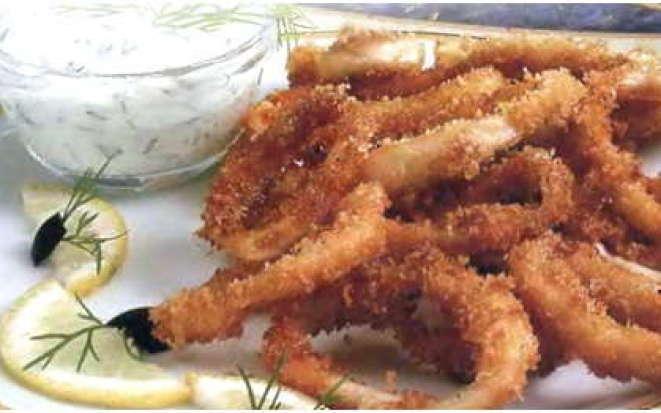 Простой и самый вкусный рецепт кальмаров в мультиварке Редмонд