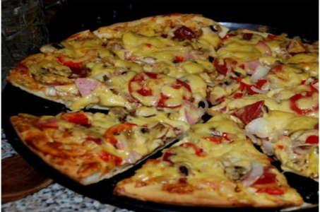 Рецепт вкуснейшей пиццы в мультиварке Редмонд