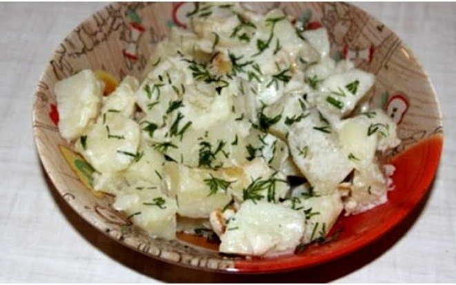Нежнейшая картошечка в молоке, приготовленная в мультиварке