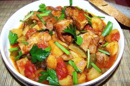 Рецепт приготовления ароматного азу по-татарски в мультиварке