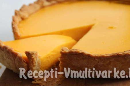 Тыквенный пирог «Осенний» в мультиварке